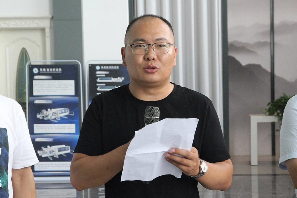 银港泛raybet51产业园联合基层工会主席张豆同志